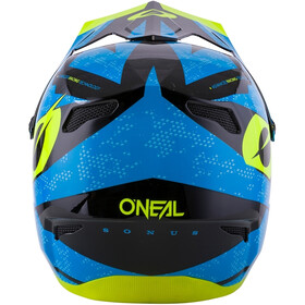 O'Neal Sonus Helm, blue/neon yellow